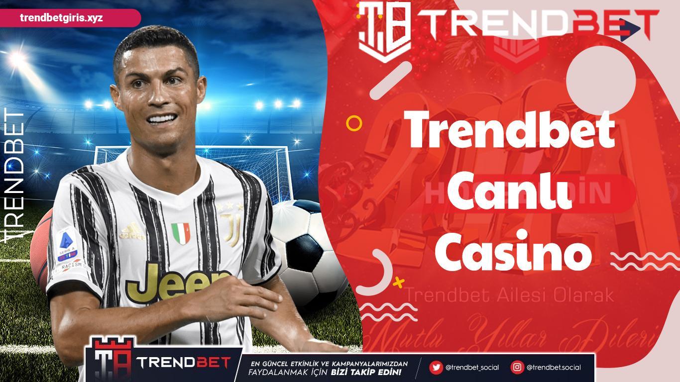 Trendbet Canlı Casino