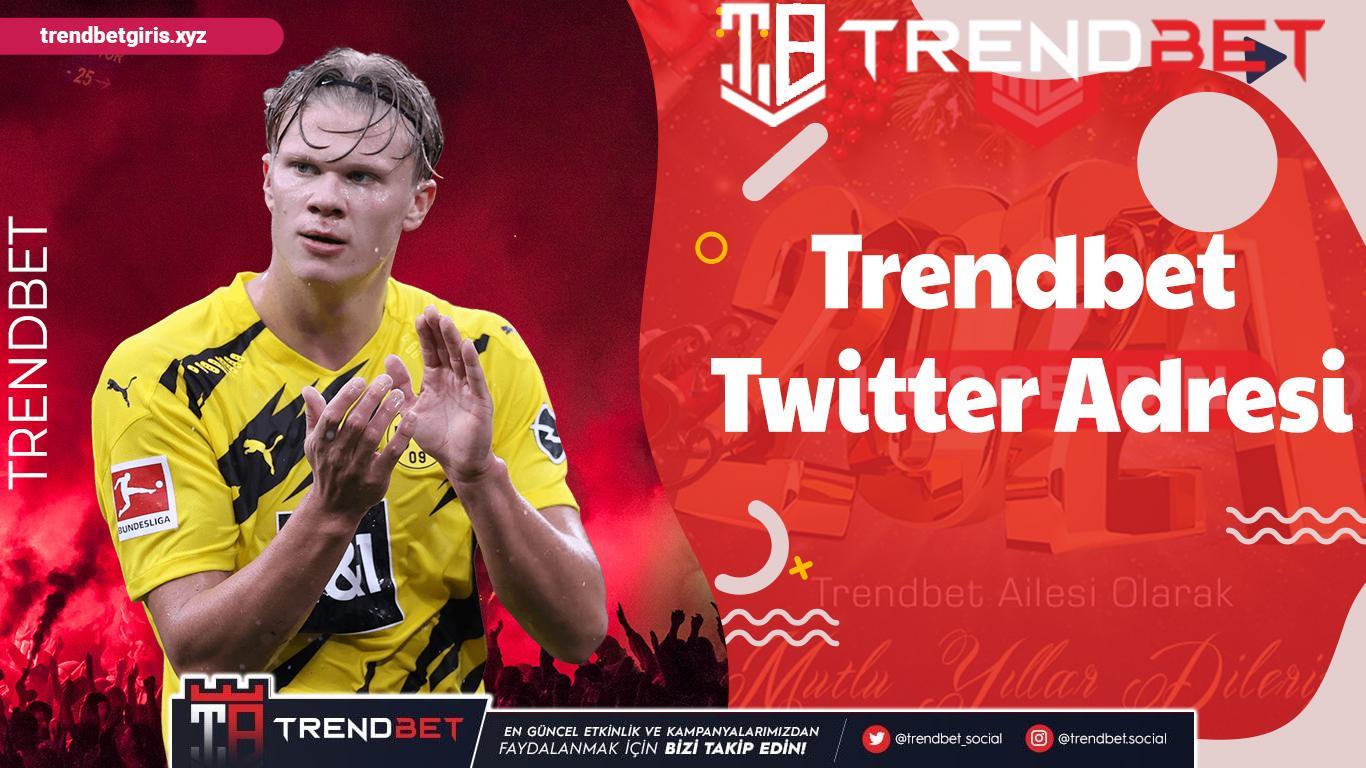 trendbet Twitter Adresi