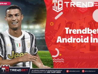 Trendbet Android İndir