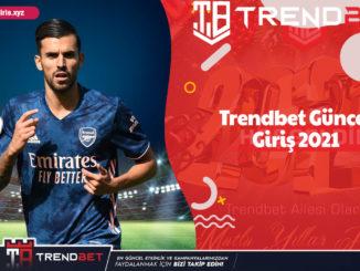Trendbet Güncel Giriş 2021