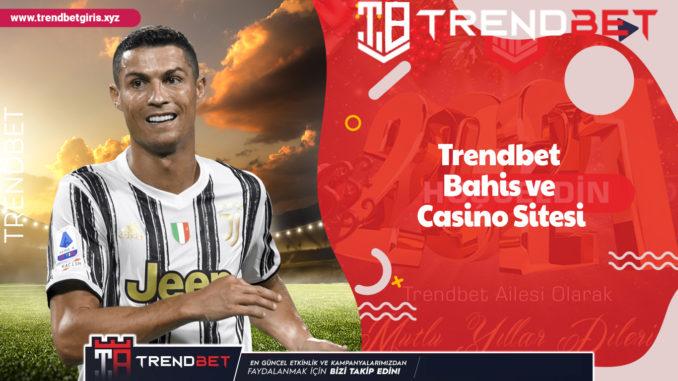 Trendbet Bahis Ve Casino Sitesi